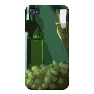 El verde es blanco iPhone 4/4S carcasas