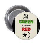 El verde es el nuevo perno rojo pin