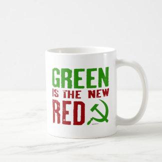 El verde es la nueva taza roja