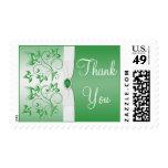 El verde esmeralda y el blanco le agradecen sellar sellos
