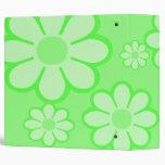 """El verde florece 2"""" carpeta"""