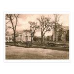El verde, New Haven, vintage del CT Tarjetas Postales