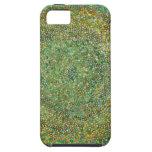 El verde puntea el caso de IPhone 5 iPhone 5 Coberturas