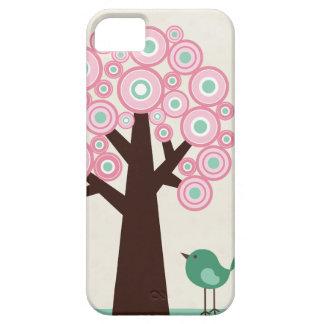 El verde rosado de moda circunda el caso del iphon iPhone 5 cárcasa