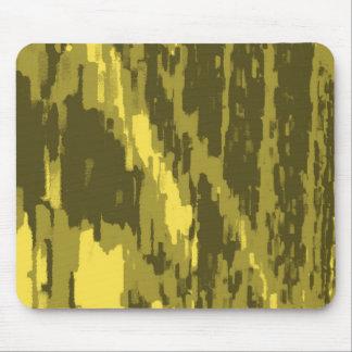 El verde verde oliva, abona el arte con cal abstra mousepads