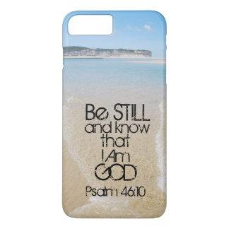 El verso de la biblia todavía esté y sabe que soy funda iPhone 7 plus