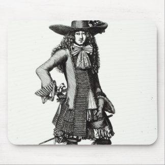 El vestido de la espada del verano, 1675 tapetes de raton