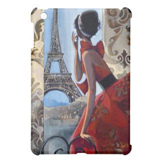 El vestido rojo, torre Eiffel, nos dejó va