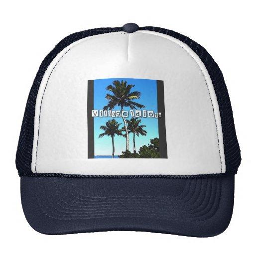 El VI oficial 2011 gorras