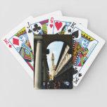 El viajar barajas de cartas
