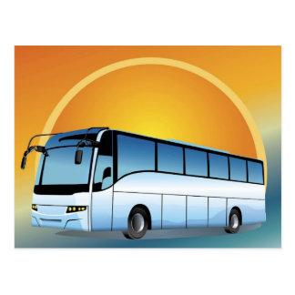El viajar del viaje del transporte del FreeVector- Tarjetas Postales