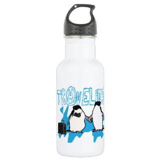 El viajar (pingüinos)