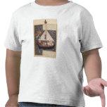 El viaje de Alexander el grande Camiseta