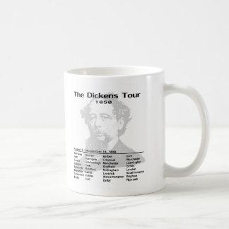 El viaje de Dickens Taza