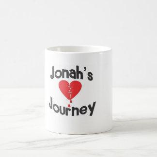 El viaje de Jonah Tazas De Café