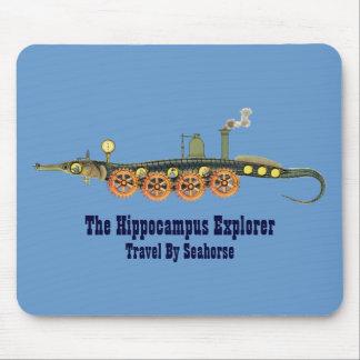 El viaje del ~ del explorador del hipocampo por el tapete de ratones