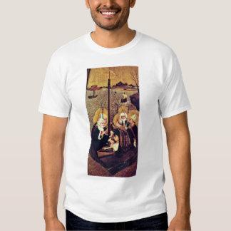 El viaje del mar del santo de Moser Lucas (el Camisas