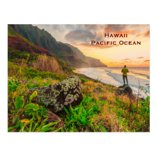 El viaje del turismo del vintage de Hawaii añade Tarjetas Postales