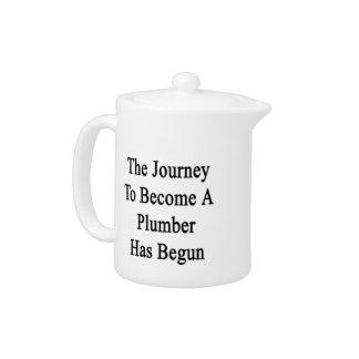 El viaje para sentir bien a un fontanero ha