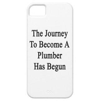 El viaje para sentir bien a un fontanero ha iPhone 5 funda