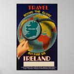 El viaje The Globe redondo pero primero considera  Poster