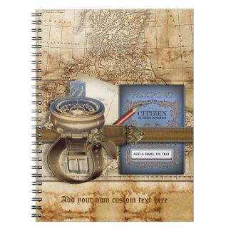 El viajero cuaderno
