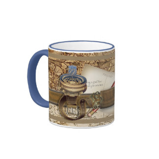 El viajero tazas de café