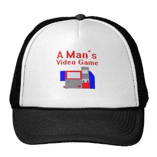 El videojuego del hombre gorras