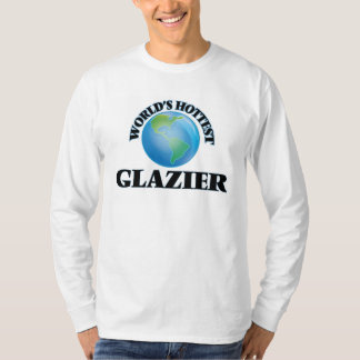 El vidriero más caliente del mundo playera