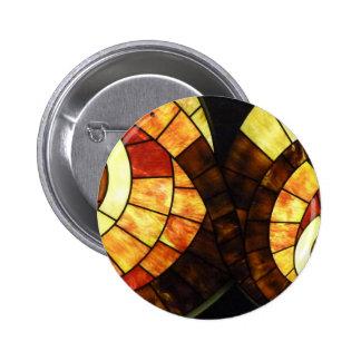 El vidrio coloreado techo de LAS VEGAS broncea los Pin Redondo 5 Cm