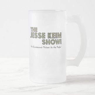 ¡El vidrio de cerveza de la demostración de Jesse Taza De Cristal