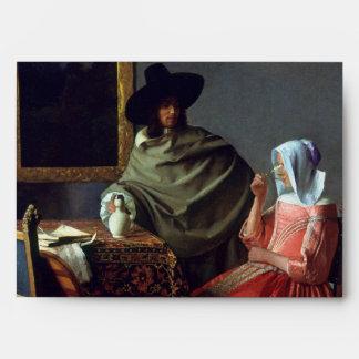 El vidrio de vino de Juan Vermeer