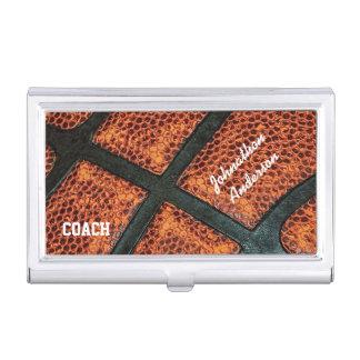 El viejo baloncesto retro dedicó al coche caja de tarjetas de visita