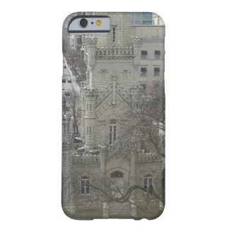 El viejo caso del iPhone de la torre de agua de Funda Para iPhone 6 Barely There