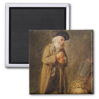 El viejo mendigo imanes de nevera