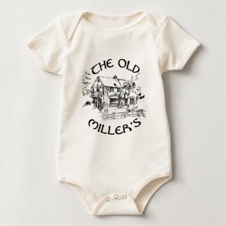El viejo Miller Body Para Bebé