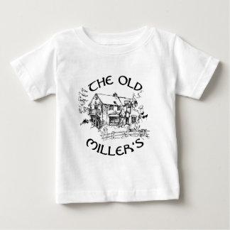 El viejo Miller Playera De Bebé