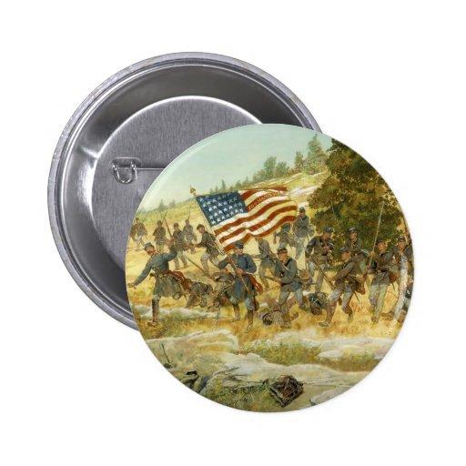 El vigésimo Maine de H. Charles McBarron Pin