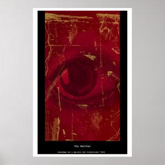 El vigilante posters