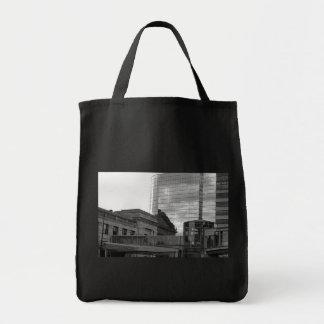 El vínculo bolsa tela para la compra
