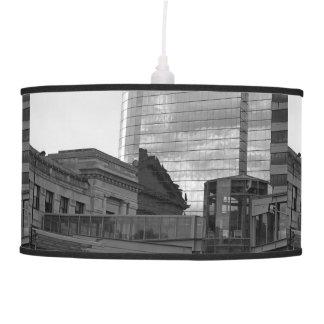 El vínculo en Kansas City Lámpara De Techo