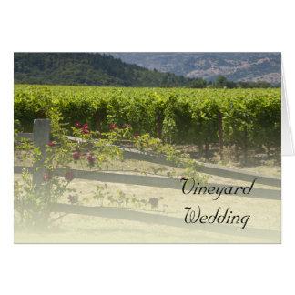 El viñedo y el boda color de rosa de la cerca ahor