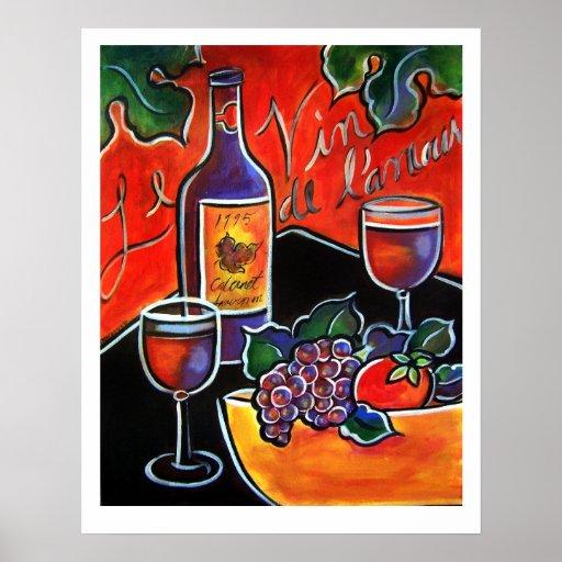 El vino del amor posters