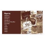 El vino francés del vintage etiqueta el papel pint plantillas de tarjetas personales