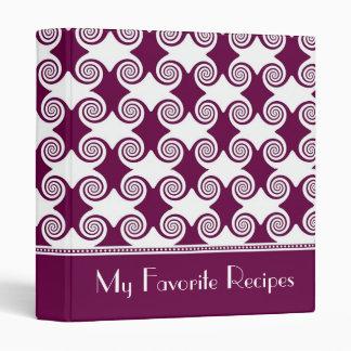 El vino remolina libro de la receta