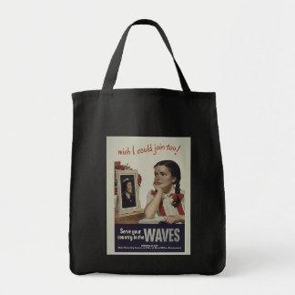 El vintage agita el bolso bolsa