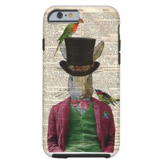 El vintage alteró el caso del iPhone 6 de la