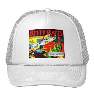 El vintage Betty cómica del kitsch rebaja a la señ Gorro