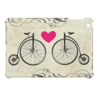 El vintage bikes el mini caso punteado amor del ip