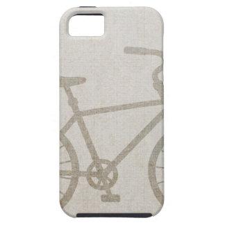 El vintage de la bici se divierte destino del amor iPhone 5 Case-Mate fundas